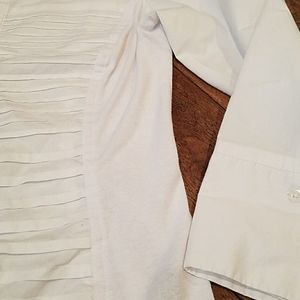 Zac & Rachel Tops - White Long sleeve